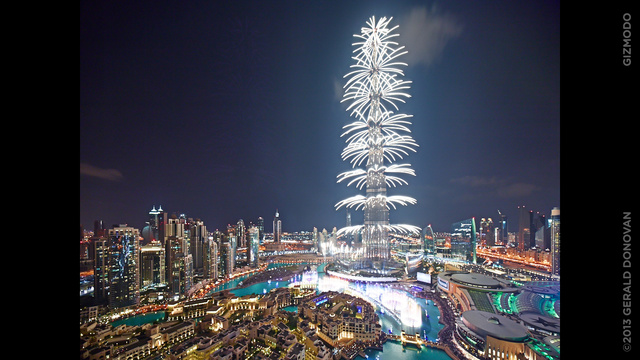 The Most Spectacular and Highest New Year's Eve Fireworks Are Definitely In Dubai