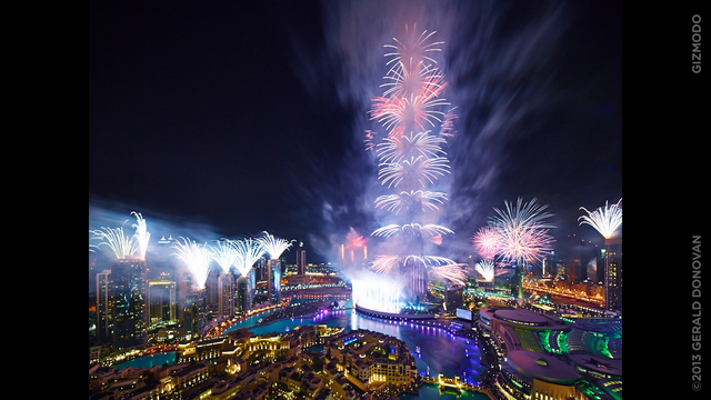 Click here to read The Most Spectacular and Highest New Year's Eve Fireworks Are Definitely In Dubai