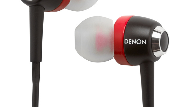 Denon's Newest Headphones: More Bass For Your Buck