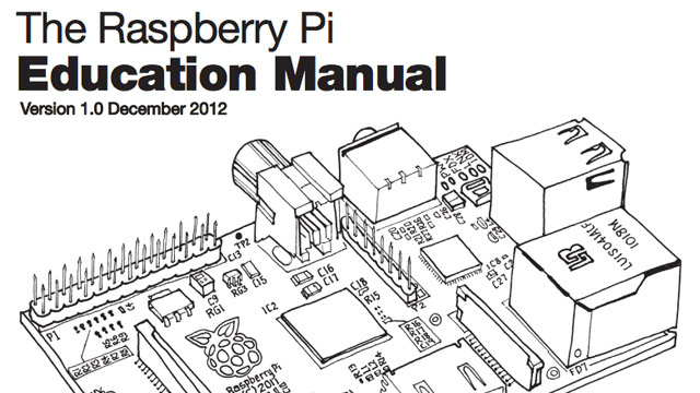 Click here to read The Raspberry Pi Education Manual Teaches You Basic Computer Science Principles