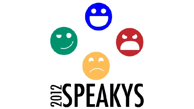What's Your Game of the Year? Vote in the Second Annual Speakys