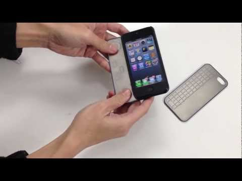 Click here to read Ultra-Thin Magnetic Keyboard and Controller Won't Fatten Up Your iPhone 5