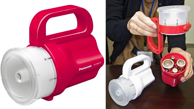 Click here to read Easy-Going Emergency Flashlight Accepts Whatever Batteries You've Got
