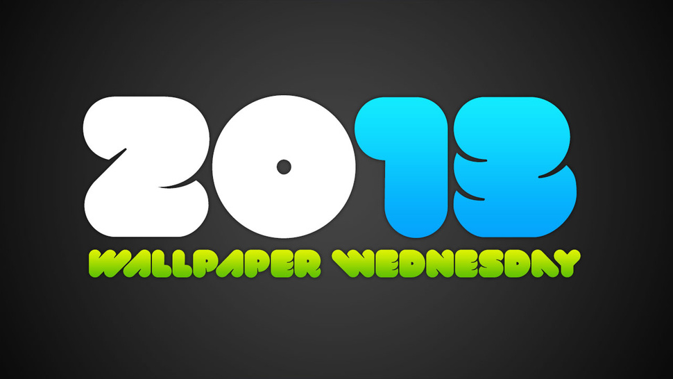 Ring in the New Year with These 2013 Wallpapers