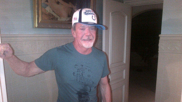 "Colts Owner Jim Irsay Is Ready For The Playoffs: ""Time To …"