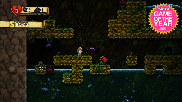 Why Spelunky Should Be Game of the Year