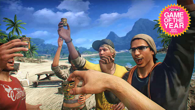 Why Far Cry 3 Should Be Game of the Year