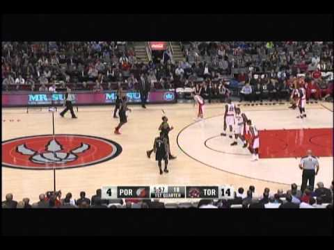 Amir Johnson Took 3.5 Seconds Between Dribbles, And Did Not Get…