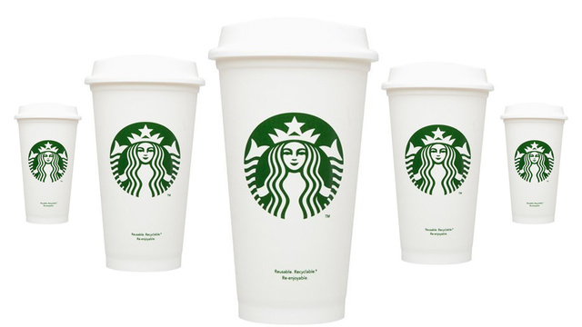 Starbucks Hopes Cheap $1 Reusable Cups Will Sway Customers From Disposables