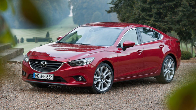 The New Mazda6 Gets 30 MPG Combined For Under $22K