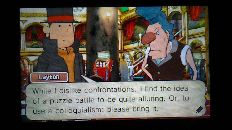 Professor Layton And The Mask of Miracle Professor Layton And The Miracle Mask