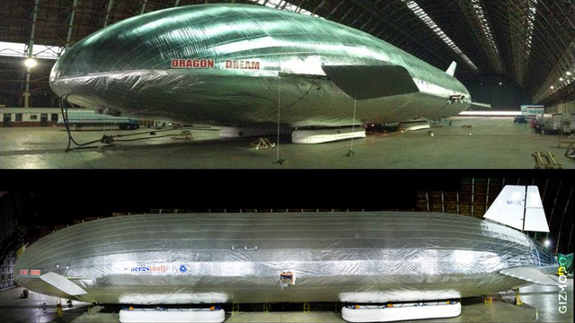 Not a Blimp, Not a Plane: The Gigantic Aeroscraft Is Ready, and It's Awesome