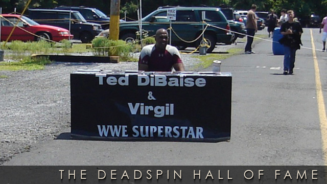 "2012 Deadspin Hall Of Fame Nominee: Virgil, Pro Wrestling's Saddest Retired ""Superstar"""