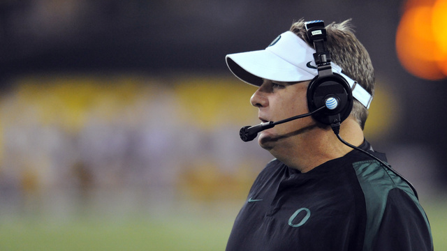 Tonight Is Probably Your Last Chance To Watch Chip Kelly's Oreg…