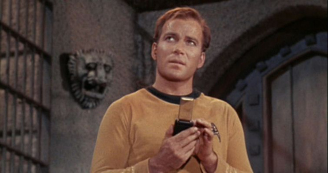 William Shatner is sending messages to outer space — and getting a response!