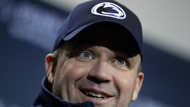 Bill O'Brien Is Staying Put At Penn State, Will Not Jump To The…