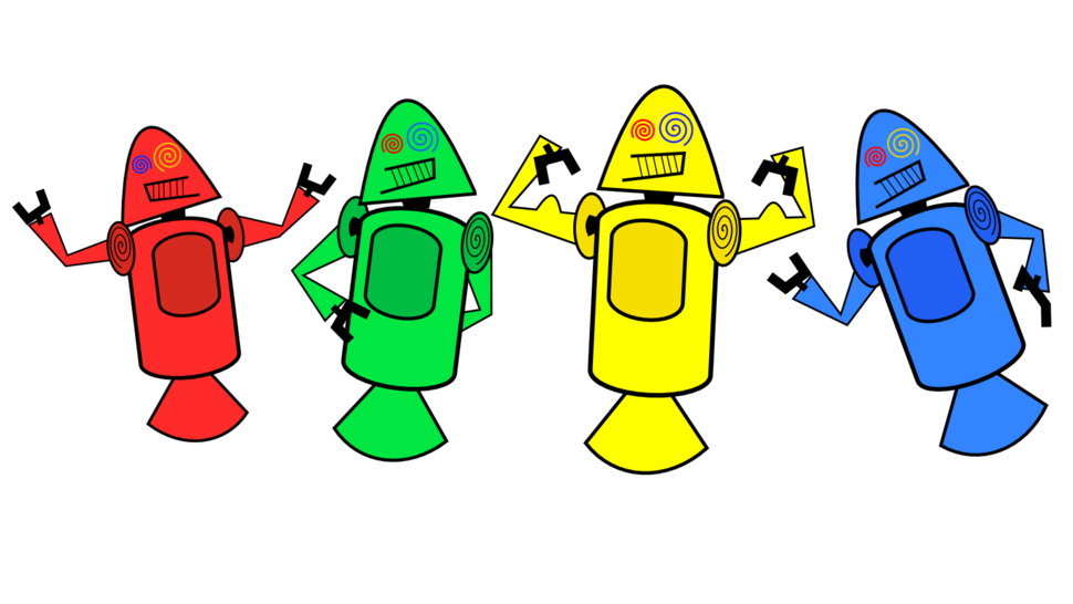 The Original Android Mascots Were Super Scary