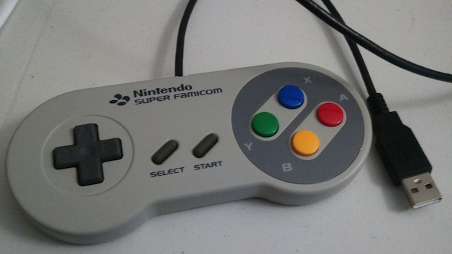 Click here to read Turn an SNES Gamepad into a USB Game Controller You can Use with Your PC, XBox 360, or PS3