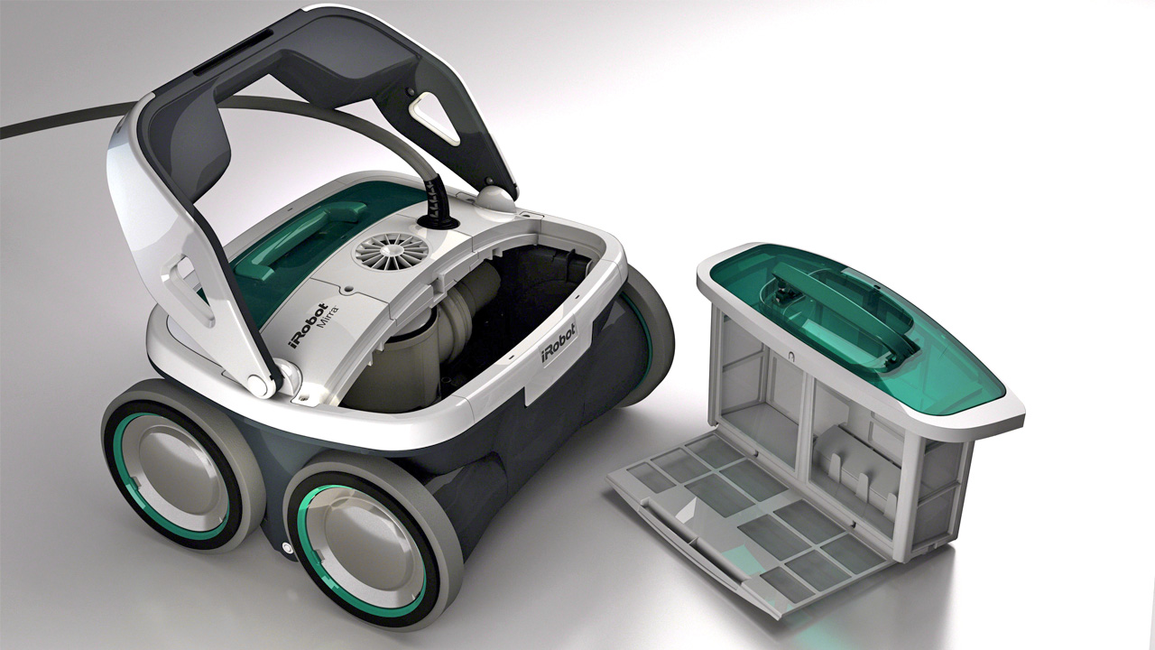 irobot 39 s mirra 530 gets more power to better compete with pool boys gizmodo australia. Black Bedroom Furniture Sets. Home Design Ideas