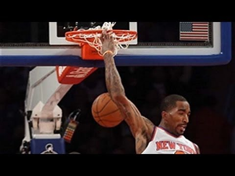 J.R. Smith's Reverse Alley-Oop Shouldn't Be Humanly Possible