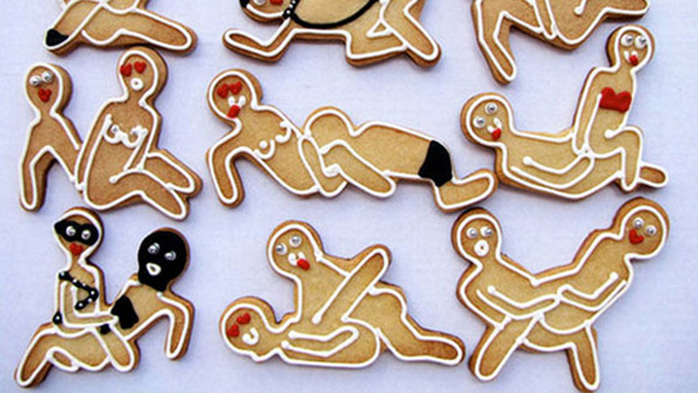 Click here to read Kama Sutra Gingerbread Cookie Cutters: Not For Family Christmas Parties (NSFW)