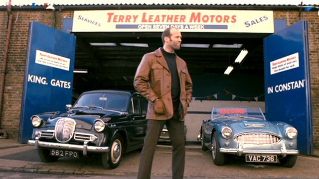 The Ten Actors Who Always Drive The Best Cars On Screen