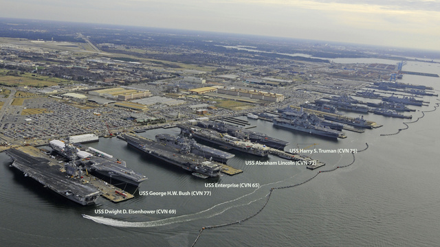 Click here to read This Is Why the US Navy Is the Most Formidable Naval Force In the World