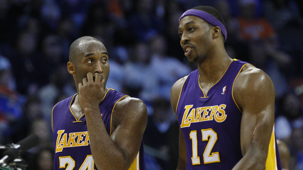 "Dwight Howard, On The Difference Between The Clippers And The Lakers: ""They Share The Ball"""