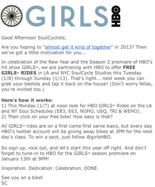 All These Girls Season 2 Marketing Partnerships Are Ughhh