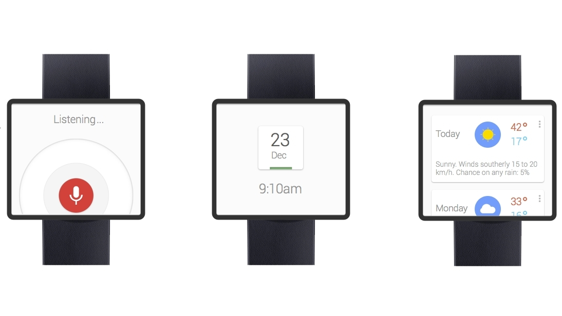 Google Bought a Smartwatch Company