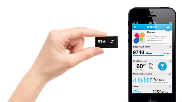 Finally, A Tiny Wearable Activity Tracker That Supports Android And Takes Your Pulse
