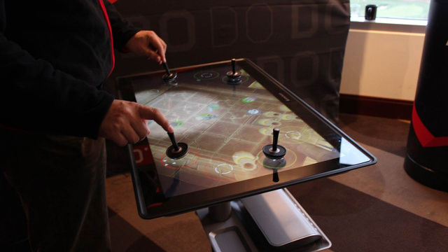 A Desktop PC That Turns into a Gigantic 27-inch Tablet