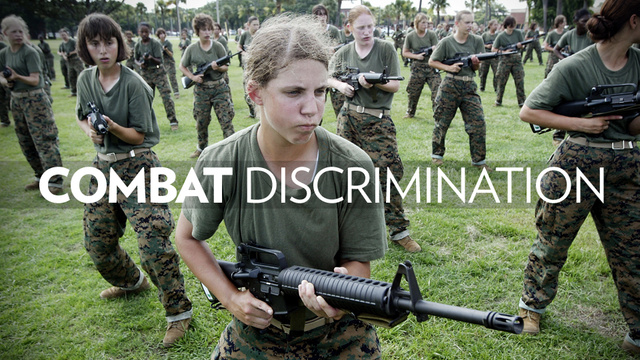 Click here to read Some Military Women Don't Want to Fight, But That Doesn't Mean They Shouldn't Be Able To