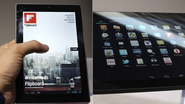 Can Vizio's New Android Tablets Compete with Nexus?