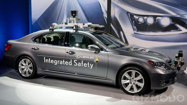 Click here to read Why You Shouldn't Be Too Quick to Cheer Self-Driving Cars