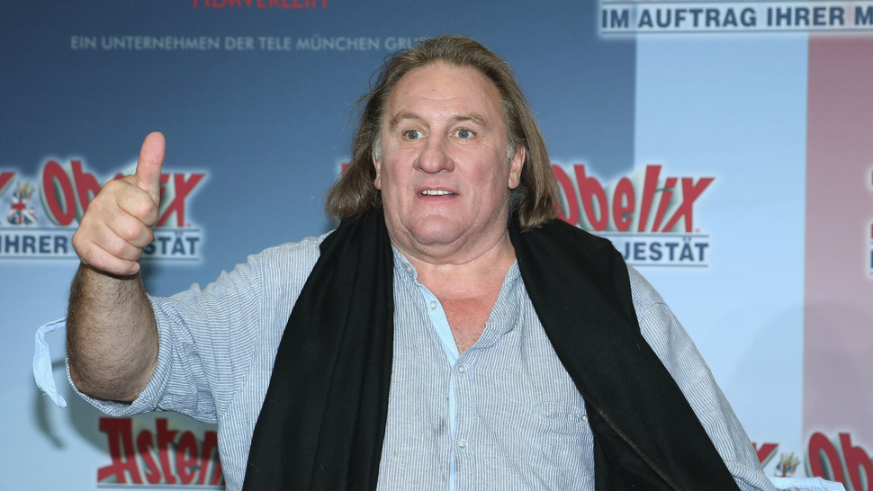 Gerard Depardieu Offered Position as Siberia's Minister of Culture