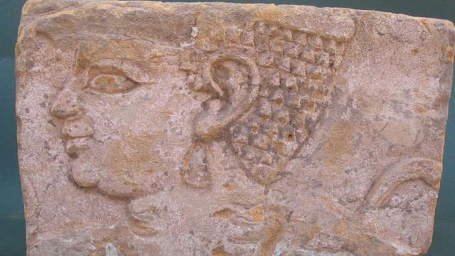 2,000-Year-Old Carving of Princess Reveals She Was 'Stylishly Overweight'