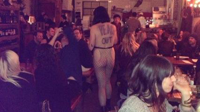 Does the Fact That No One Is Talking About the Naked Waitress at Roberta's Mean That Bushwick Is 'Over'?