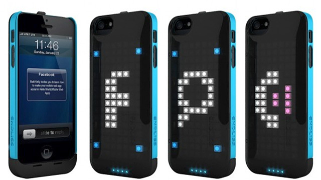 Click here to read Endliss iPhone Case Adds an LED Disco Floor For Impossible To Miss Notifications