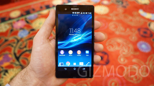 Click here to read Sony Xperia Z and ZL Hands On: Two Phones Worth Getting Excited About