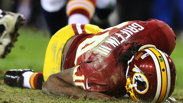 MRI Shows Robert Griffin III Has Partially Torn ACL, LCL