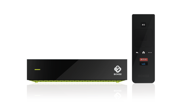 Boxee Wants To Be Inside Your TV