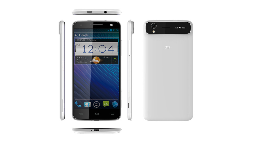 ZTE Grand S Makes It Official: Everyone and Their Mother Will Make a Superphone This Year
