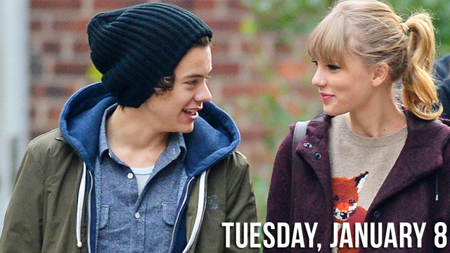 Taylor Swift and Harry Styles Are Never Ever Getting—Oh, Fuck It