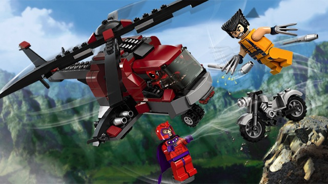 Excelsior! LEGO Marvel Super Heroes Assembles the Avengers to Save the Earth This Fall.