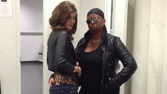 "Beauty School Student Poses in Blackface as Kanye West for ""Inspiration Day"""