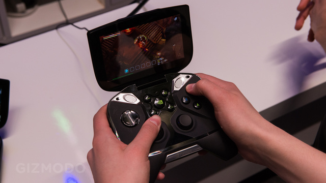 NVIDIA Project Shield Hands On: A Little Less Weird Than It Looks