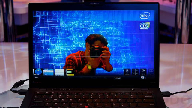 Click here to read Intel Perceptual Computing Hands-On: I Got Subtracted From the World By the Future of Kinect