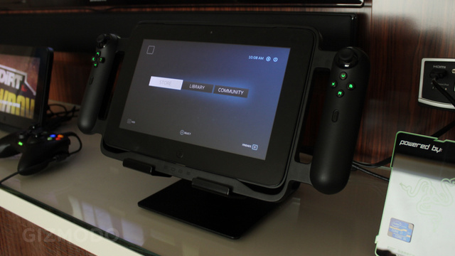 Razer Edge Tablet Hands On: This Gaming Rig Might Actually Be the Best Windows 8 Tablet