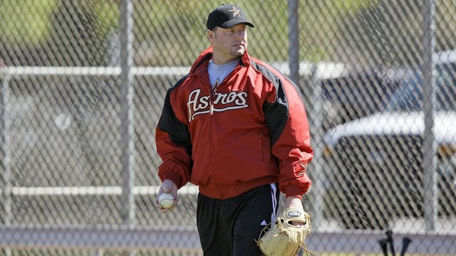 Roger Clemens Will Teach Young Astros Pitchers Everything He Kn…
